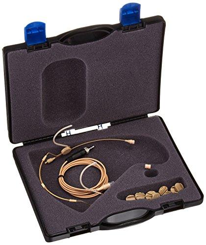 Sennheiser HSP 2-EW-3 omni-directional beige headworn microphone