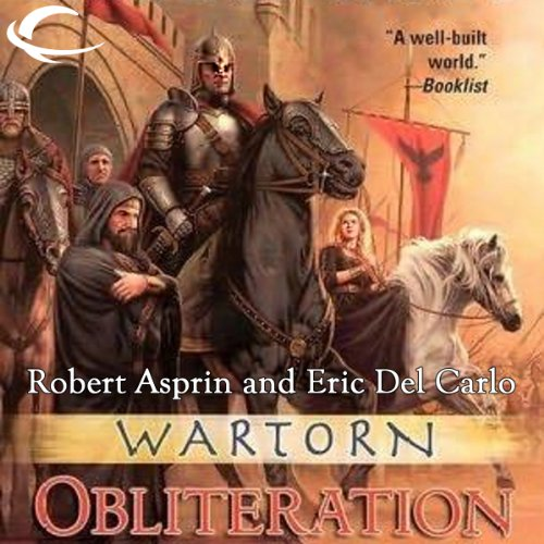 Wartorn: Obliteration audiobook cover art