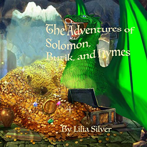 The Adventures of Solomon, Butik, and Hymes audiobook cover art