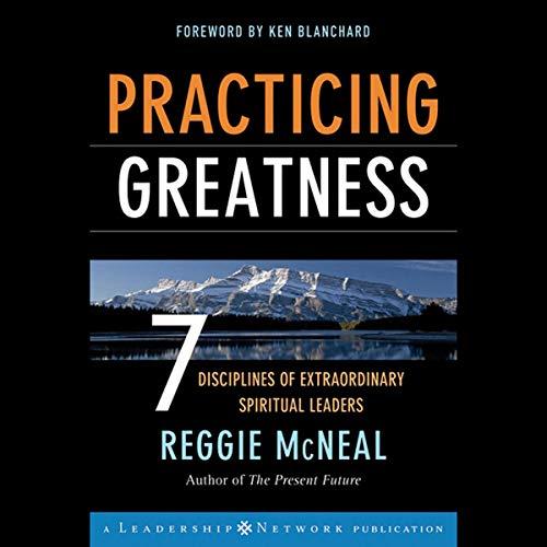 Practicing Greatness audiobook cover art