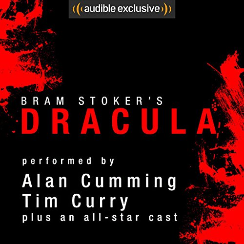 Dracula [Audible Edition] audiobook cover art