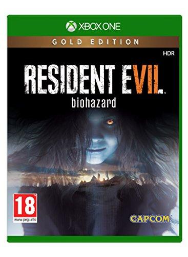 Resident Evil 7 XB-One GOLD UK Biohazard