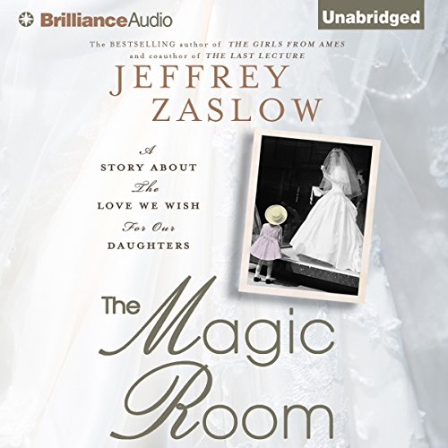 The Magic Room audiobook cover art
