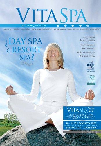 Day Spa o Resort Spa - 2 (Revista Vita Spa & Estética) (Spanish Edition)