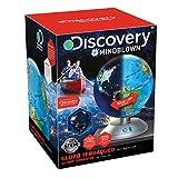 Discovery 2 en 1 Educativos, Luz, Juguetes, Bola del Mundo Niños, Globos Terráqueos, Mapa Mundi Infantil, Color Azul (6000188)