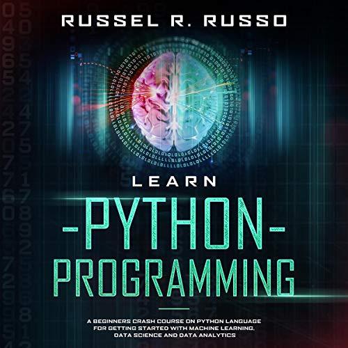 『Learn Python Programming』のカバーアート