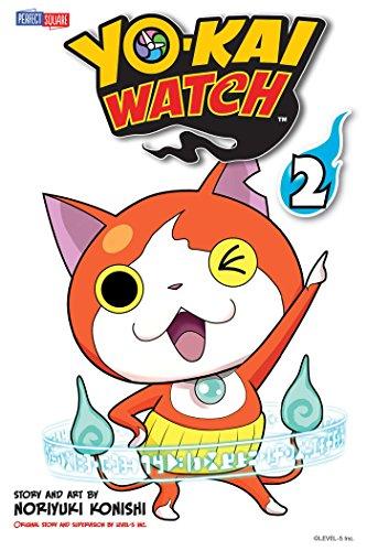 Yo-kai Watch, Vol. 2