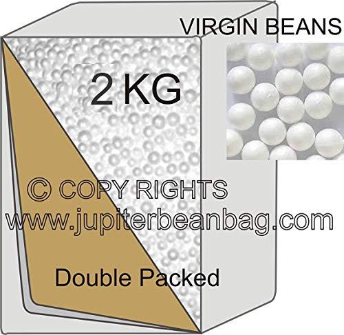 Zolo 2 KG Bean Bag Refill