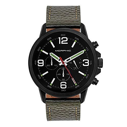 Morphic - Herren -Armbanduhr- MPH8606