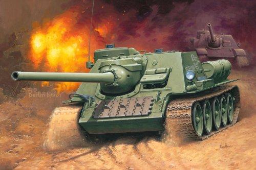 Revell - 3084 - Maquette Militaire - SU-100