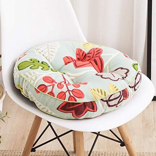 SJQ Premium sittkudde, tjockare matstolskudde, fåtöljstoppad golvkudde, kökstol/trädgårdssoffkuddar, 7 cm tjock 3–40 x 40 cm
