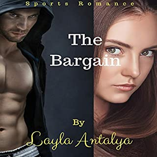 The Bargain: Sports Boxing Young Adult Romance Short Story audiobook cover art