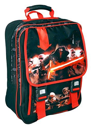 Star Wars Episode VII Zaino Zainetto Backpack Kylo Ren e Stormtroopers Undercover
