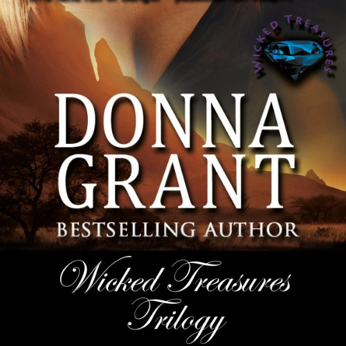 Wicked Treasures Trilogy Titelbild