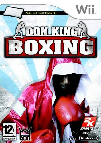 BUNDLE of RARE / COLLECTABLE Nintendo Wii GAMES Super Mario Set 3 Don King Boxing