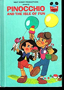 Walt Disney Productions Presents Pinocchio and the Isle of Fun - Book  of the Disney's Wonderful World of Reading