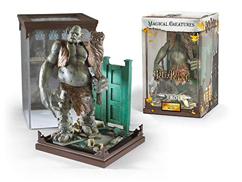 The Noble Collection Harry Potter Magical Creatures No. 12 - Troll image