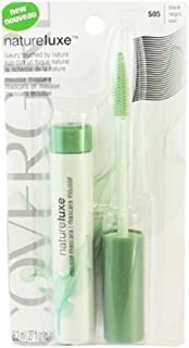 COVERGIRL NatureLuxe Mousse Mascara - 505 Black by CoverGirl