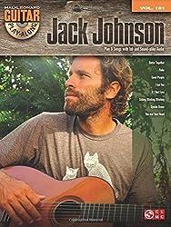 Guitar Play-Along Vol.181 Jack Johnson + Cd