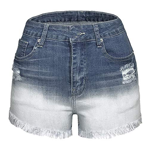 N\P Short Jeans Mujer Primavera Otoño Invierno