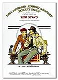 Mark Mountford The Sting- Redford, Newman, Shaw- Bunt Retro