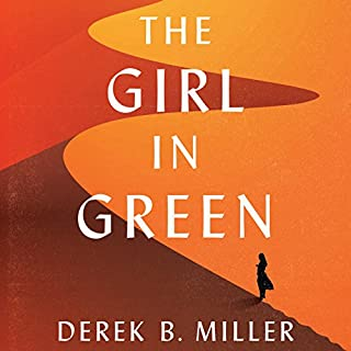 The Girl in Green audiobook cover art