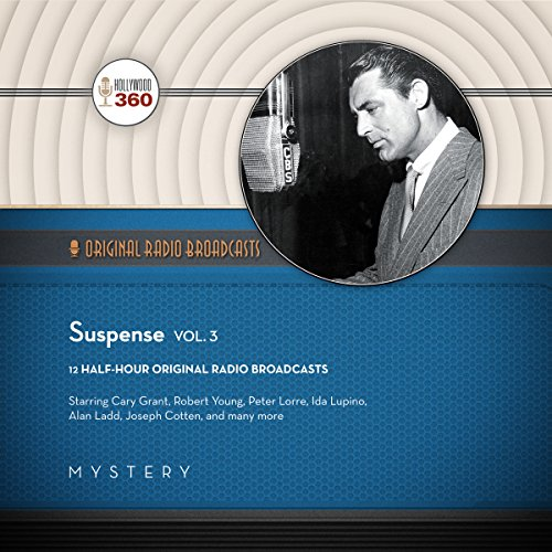 Suspense, Vol. 3 audiobook cover art