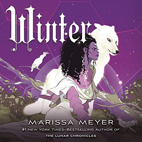 Winter Audiobook By Marissa Meyer cover art