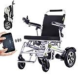 Wheel-hy Vollautomatischer Elektrischer Rollstuhl Faltbar - Elektrorollstuhl mit APP-Steuerung