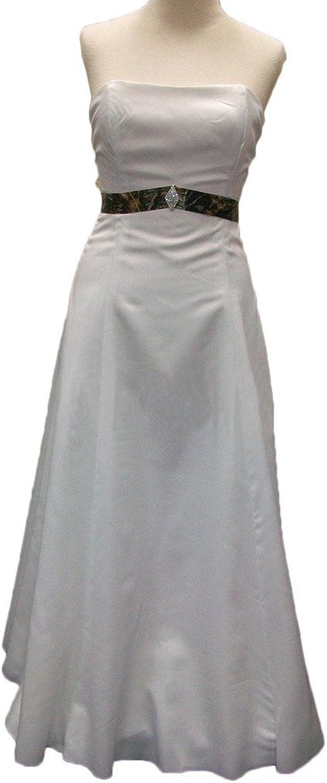 Angel Bride 2015 Hot Sale Strapless Camo Dresses Floor Length Long Prom Dresses