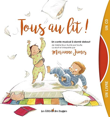 Tous au lit ! (1CD audio)
