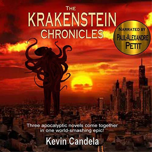 The Krakenstein Chronicles cover art