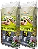 Floragard Kleeschulte Bio Orchideenerde torffrei 2x5 L • 35 %
