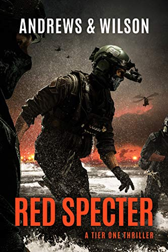 Red Specter (Tier One Thrillers, 5)