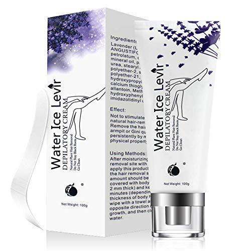 Hair removal cream, gently remove armpit hair, leg hair, body hair, hair removal in any part, No black hair roots, No stimulation, for various skin types, the most correct way to remove hair.