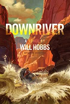 Downriver by [Will Hobbs]