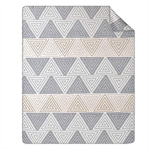sei Design Plaid Kassandra   Kuscheldecke   Wohndecke   Flauschig weich – hochwertige Verarbeitung, 150 x 200 cm