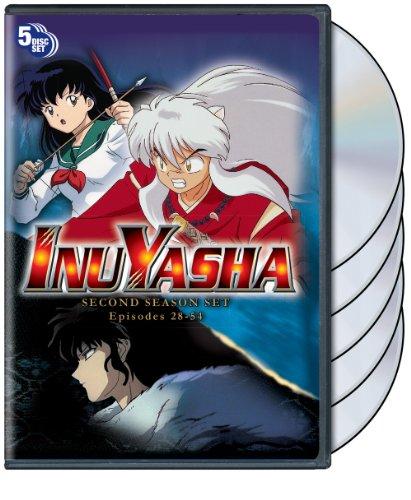 Inuyasha: Season 2 Box Set (5pc) / (Box Rpkg) [DVD] [Region 1] [NTSC] [US Import]