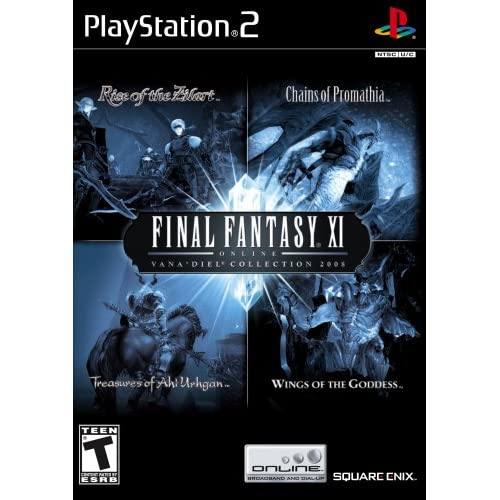 Final Fantasy XI: Amazon com