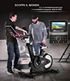 Zoom IMG-2 sportstech elite indoor bike cyclette