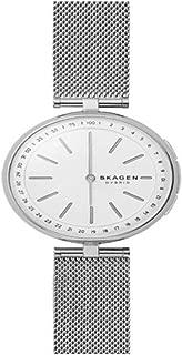 Skagen Signature White Stainless Steel Hybrid Smartwatch SKT1400