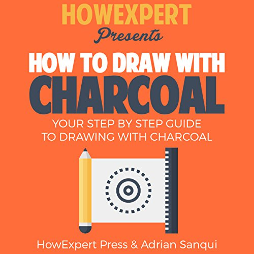 How to Draw with Charcoal cover art