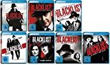 The Blacklist Staffel 1-7 [Blu-ray]