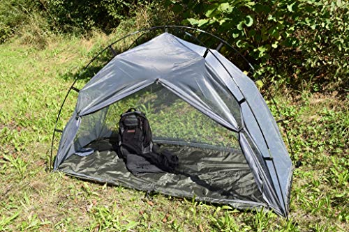 Planche Schneider Moustiquaire Tente \ 'Expedition Natural \' – Tente 2