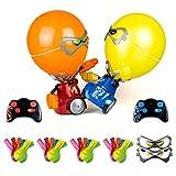 Ballon-Puncher-Roboter, Kampfballon-Puncher-Spielzeug, ferngesteuerter, langlebiger Box-Robo, Kampfroboter-Spielzeugkiste mit Ballonkopf Anpassung an Multiplayer-Spiele (Einzelne zufällige Farbe)