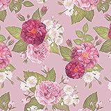 ROSENGARTEN/rosa, Softshell Classic, 140 cm breit (+/- 5%),