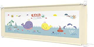 KISlink Cot Toddler bed Cot  anti-fall  height 72 86 cm   suitable for queen and king size beds