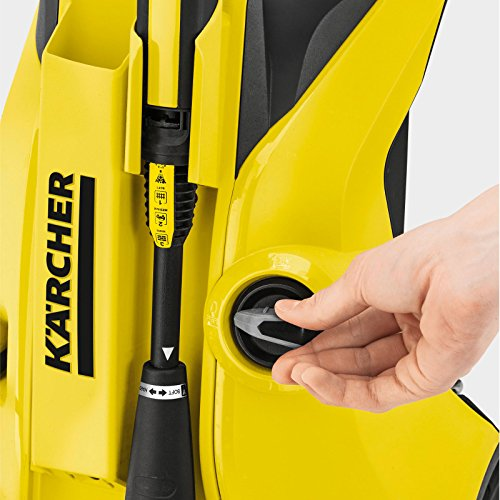 Ku00e4rcher K4 Full Control Pressure Washer Outdoor Power Tools Mowers & Outdoor Power Tools