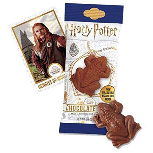 Harry Potter Rana de Chocolate con Leche - 15 g