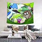 Reg-Ular Sh-Ow Tapestry Wall Hanging Tapestry Wall Blanket Tapestries For Livingroom 60 X 51 Inch